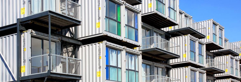 Gebrauchte Wohncontainer, Büro- und Baustellencontainer ...